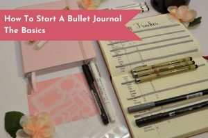 Learn how to start a bullet journal with just a few supplies and minimalist layouts!