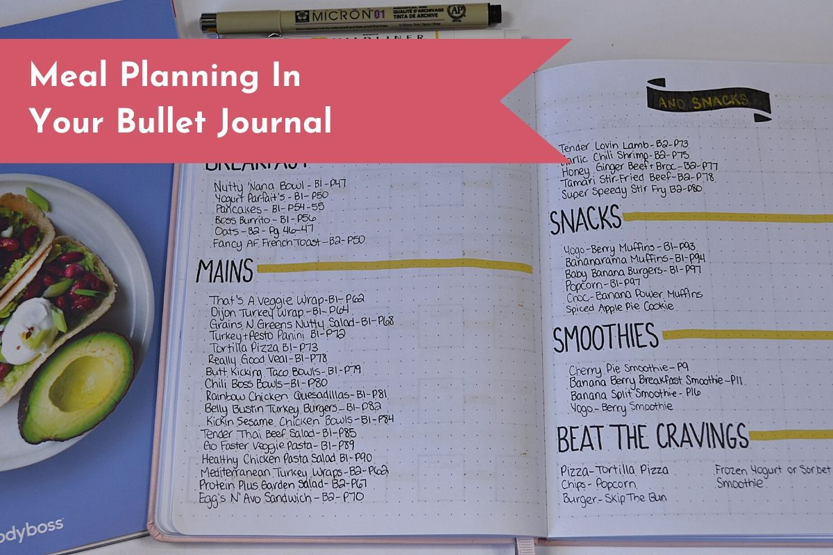 Plan with me in your own Bullet Journal for March. Minimalist monthly layouts.