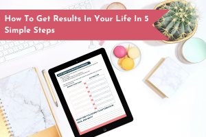 Learn how you can get your entire life organized in 5 steps for increased productivity. Finally see the change in your life that you have been hoping for!